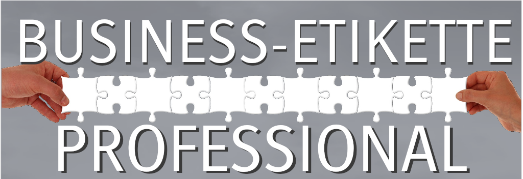 Business-Etikette Professional